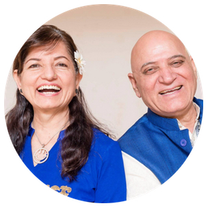 About Madhuri & Dr. Madan Kataria     Founders of the Global Laughter Yoga Movement