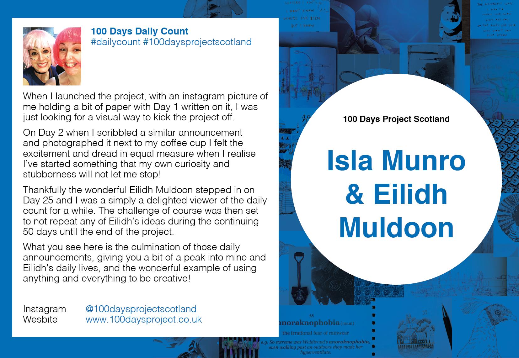 Isla Munro & Eilidh Muldoon