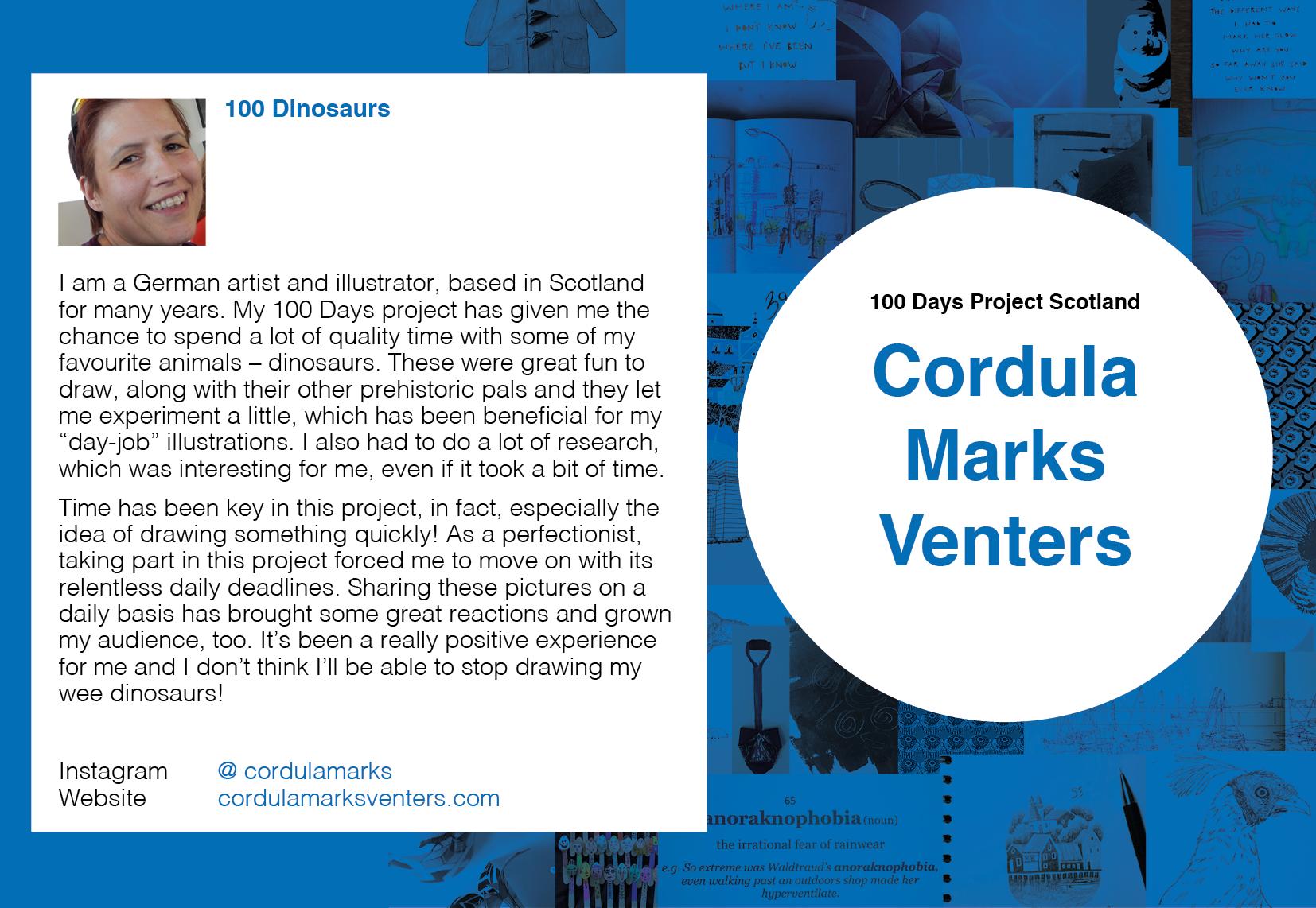 Cordula Marks Venters