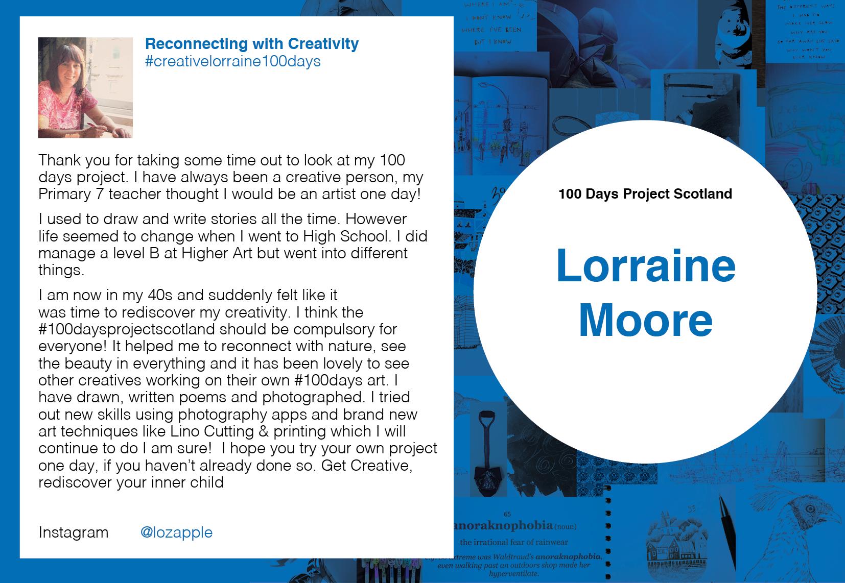 Lorraine Moore