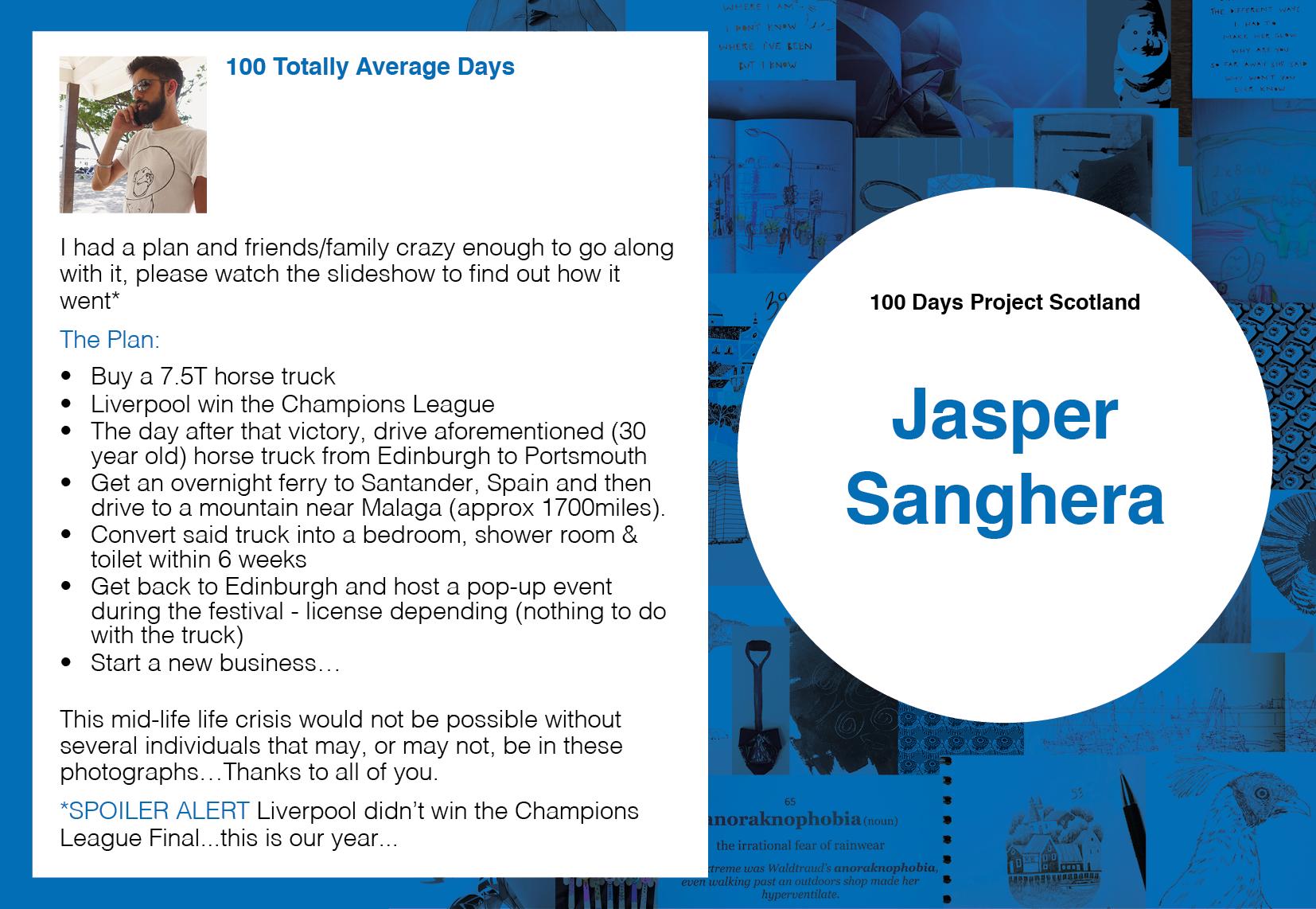 Jasper Sanghera
