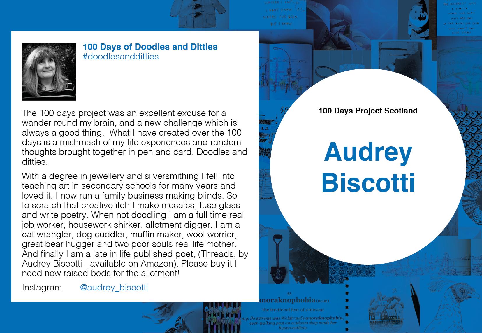 Audrey Biscotti