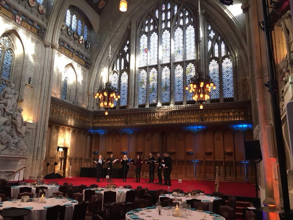 Soundchecks at The Guildhall