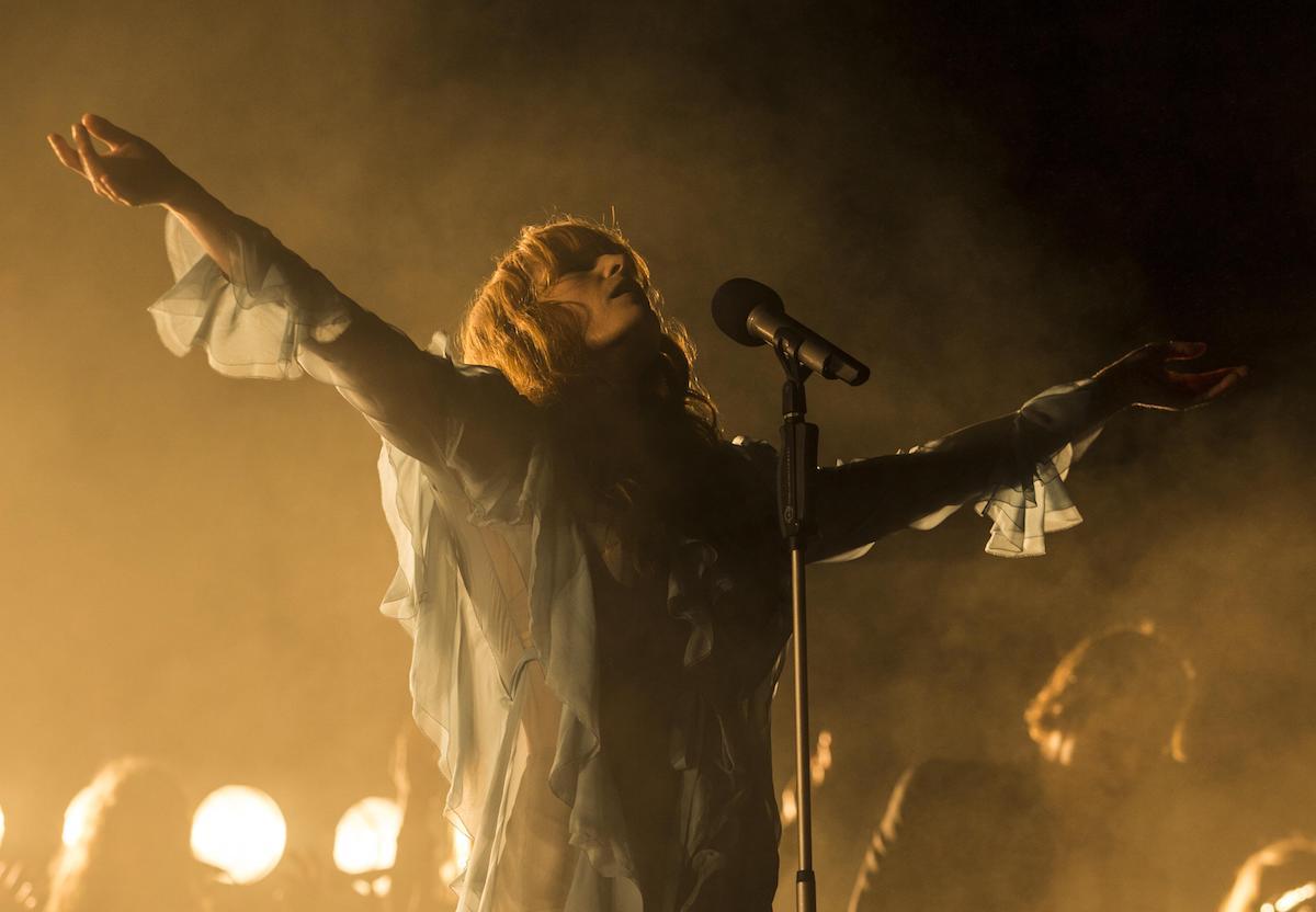 Florence+ The Machine world tour 2018