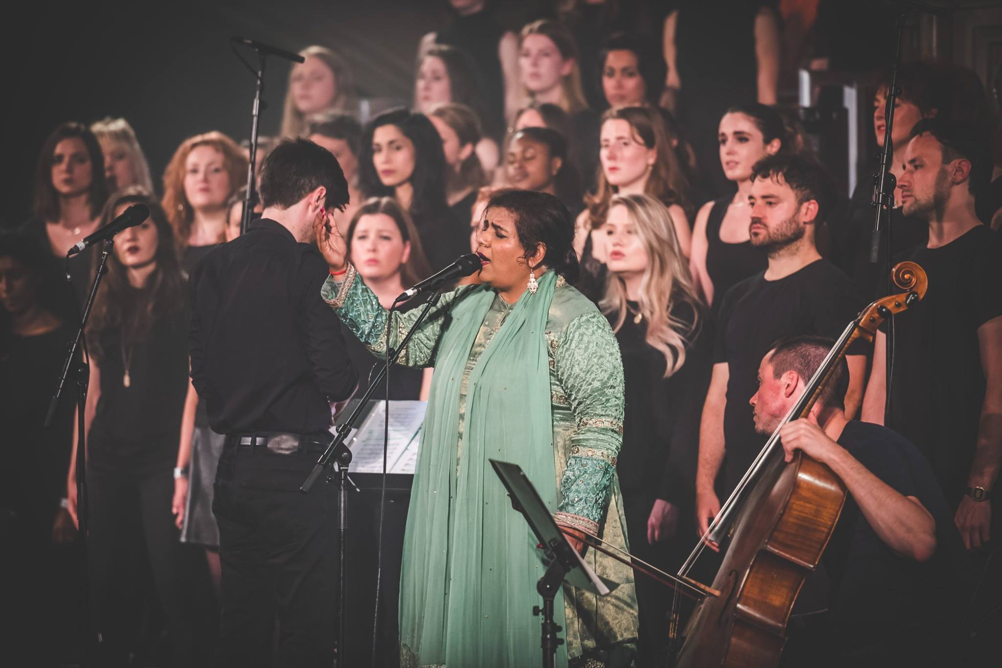 Deepa Nair Rasiya and LCV Choir at Union Chapel London.jpg