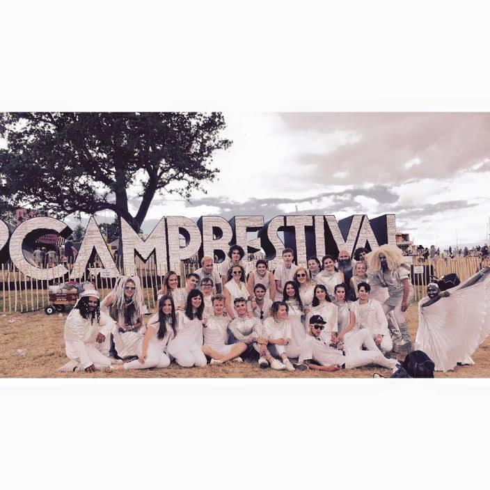 Camp Bestival Big Top