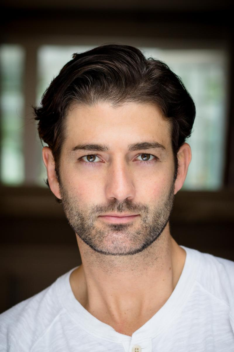 Oliver Tompsett (West End actor/Tenor)
