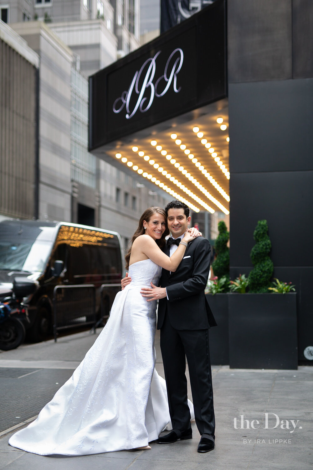 As our iconic marquee announces your wedding as the main event… -
