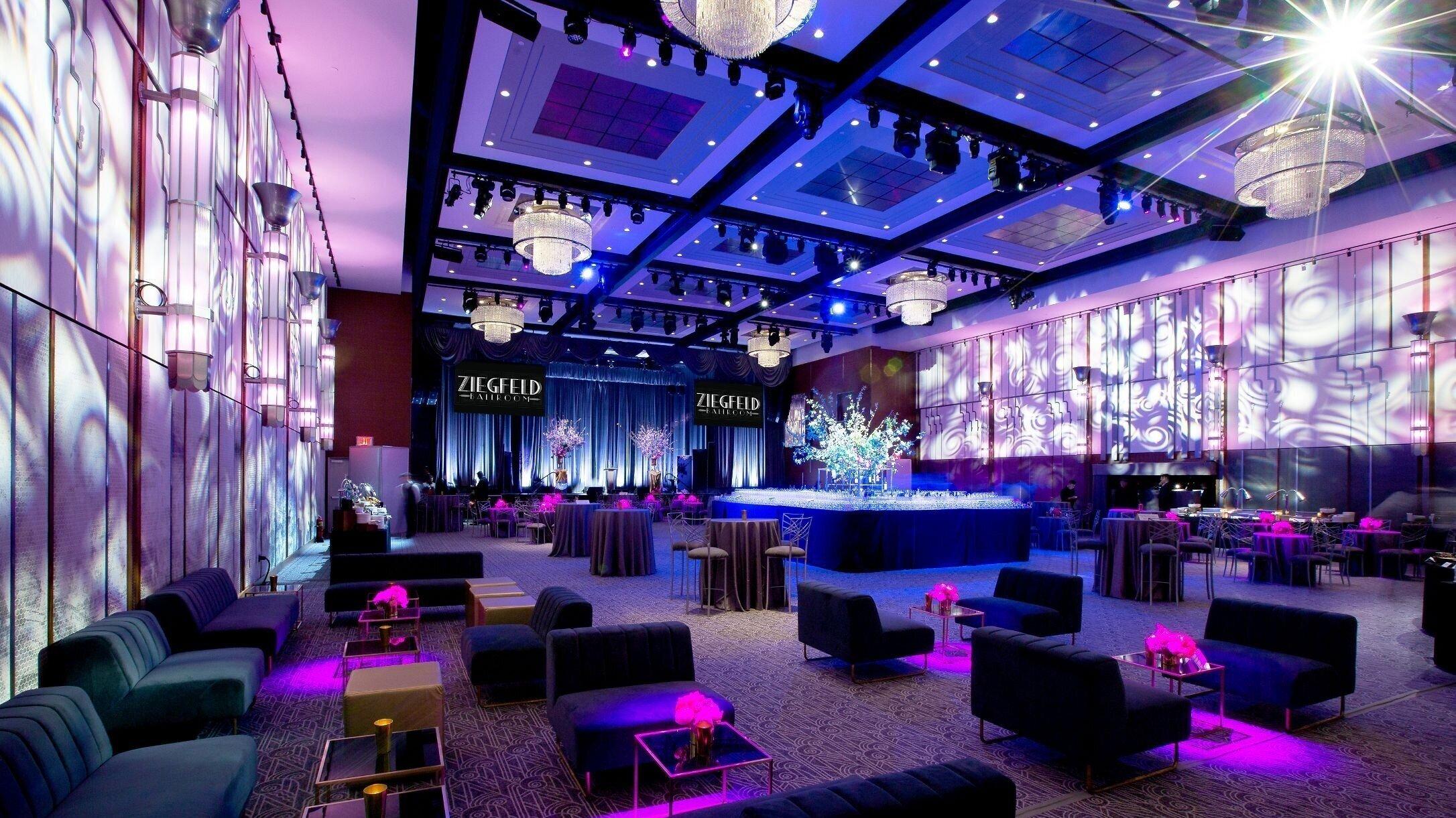 Ziegfeld Ballroom Nyc Premier Special Events Venue Space Midtown