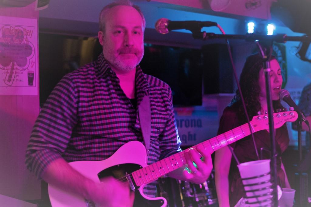 Fred Campisi - Lead Guitar/Vocals