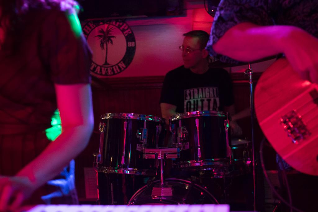 Jim McCarthy - Drums