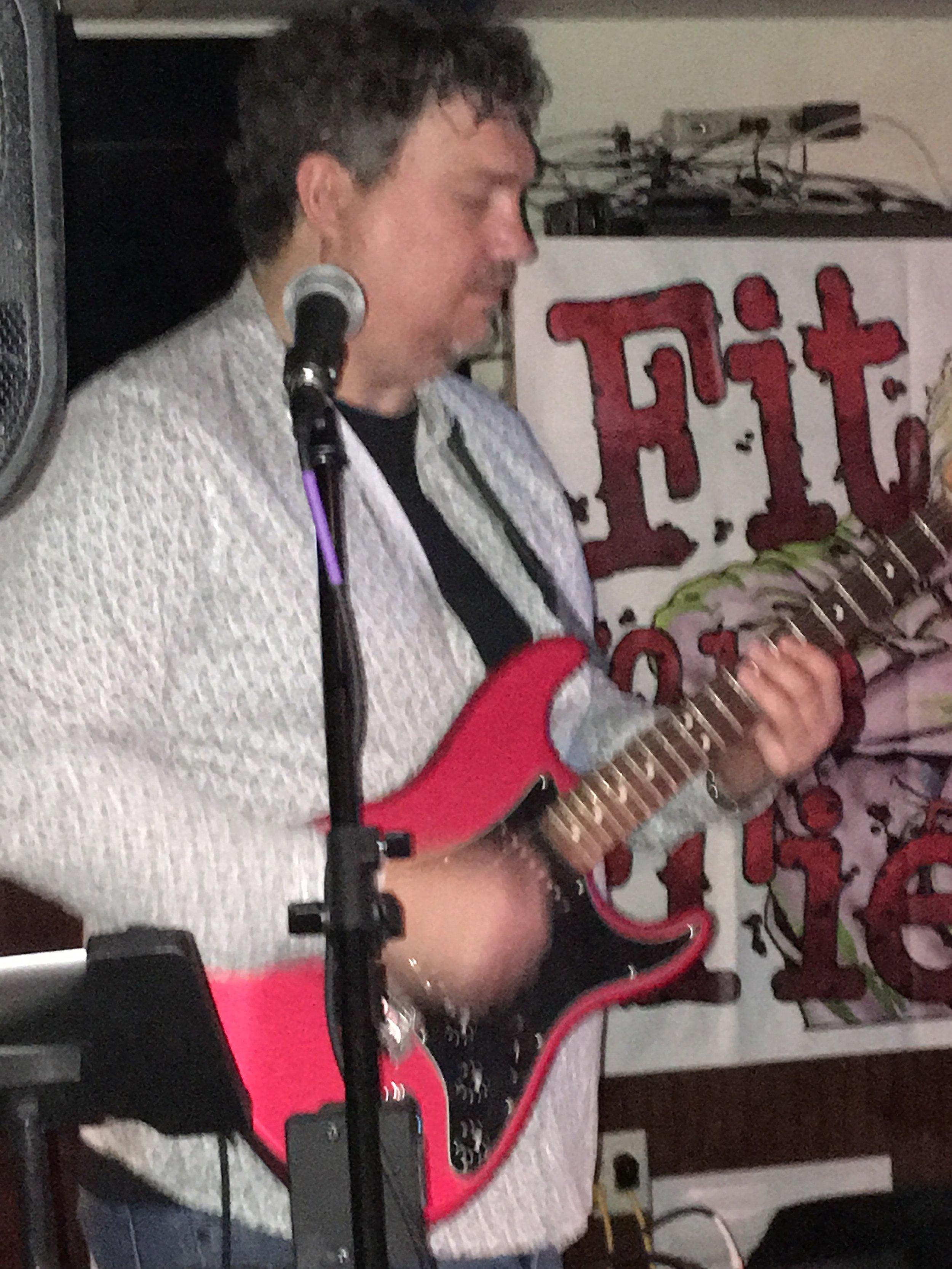 Doug Stevens - Rhythm Guitar/Vocals