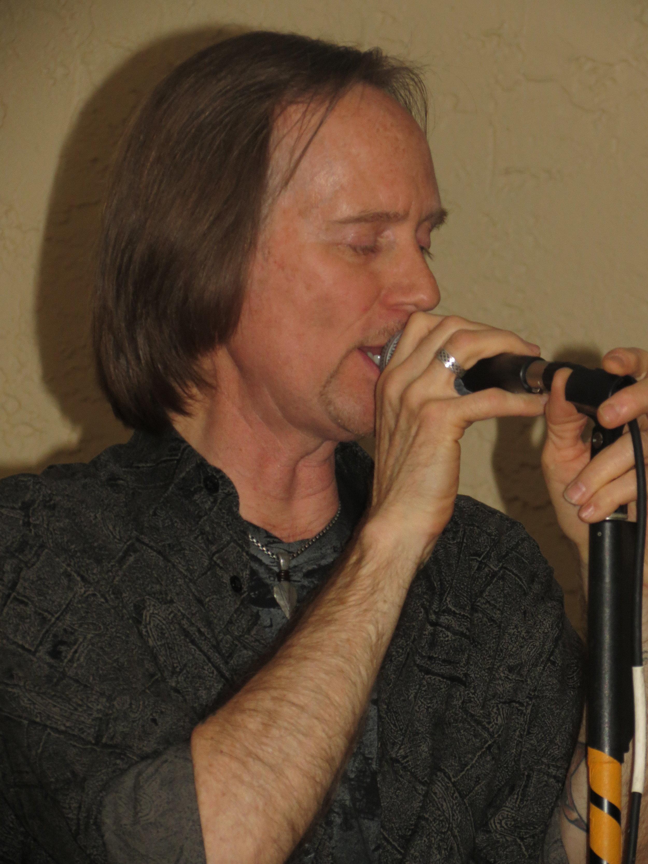 Rob Eberle - Vocals