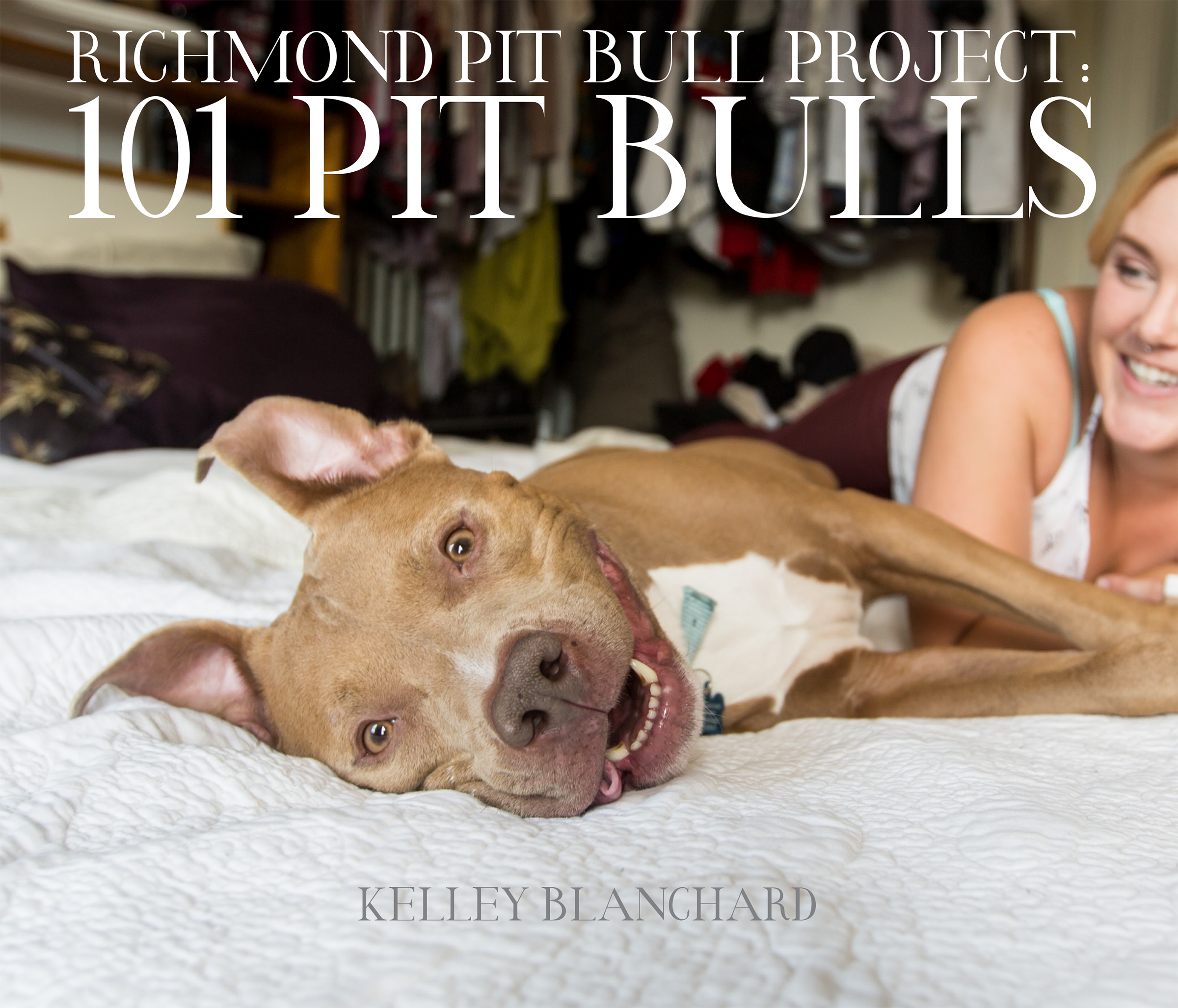 Richmond Pit Bull Project: 101 Pit bulls - Hard Copy $40 (Back in stock soon!)Volume 1 celebrates local pit bull residents and their families, rescue groups and dog friendly businesses in Richmond, Virginia.