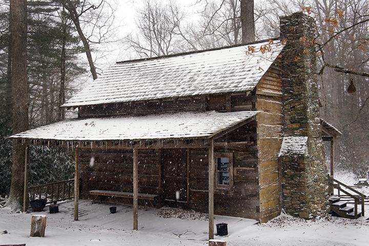 coffee cabin, snow.jpg