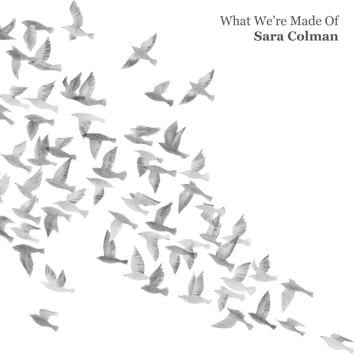 [slide-right]What We're Made Of - New Album - Limited Edition CD[/slide-right]
