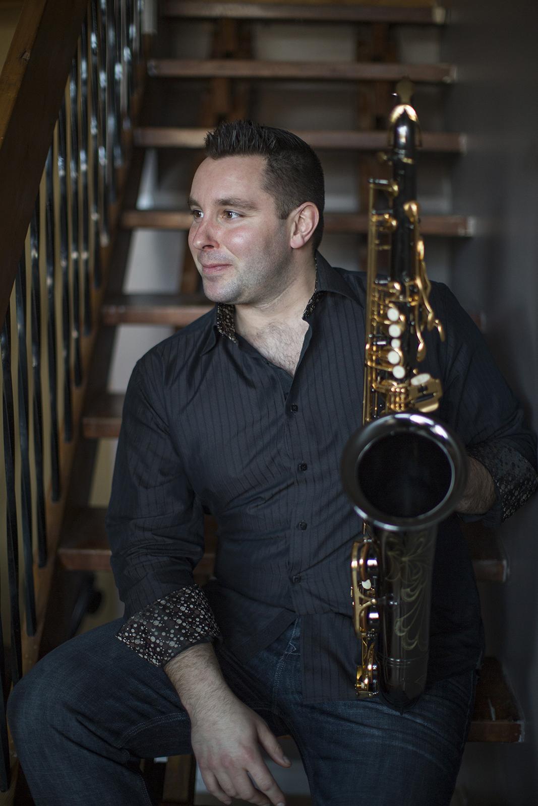 Justin - Jazz Sax
