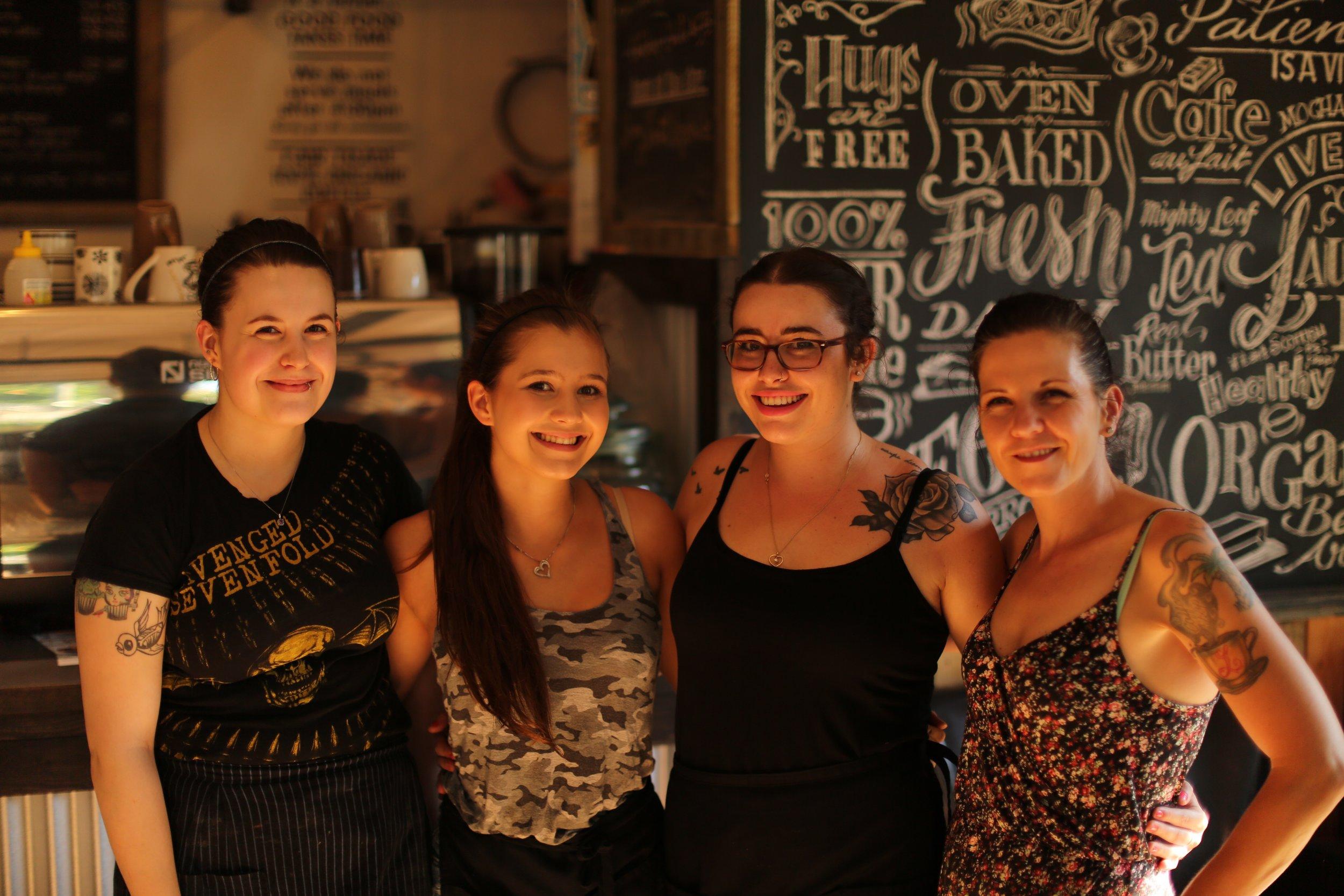 Laura's Coffee Corner  - White Rock, BC