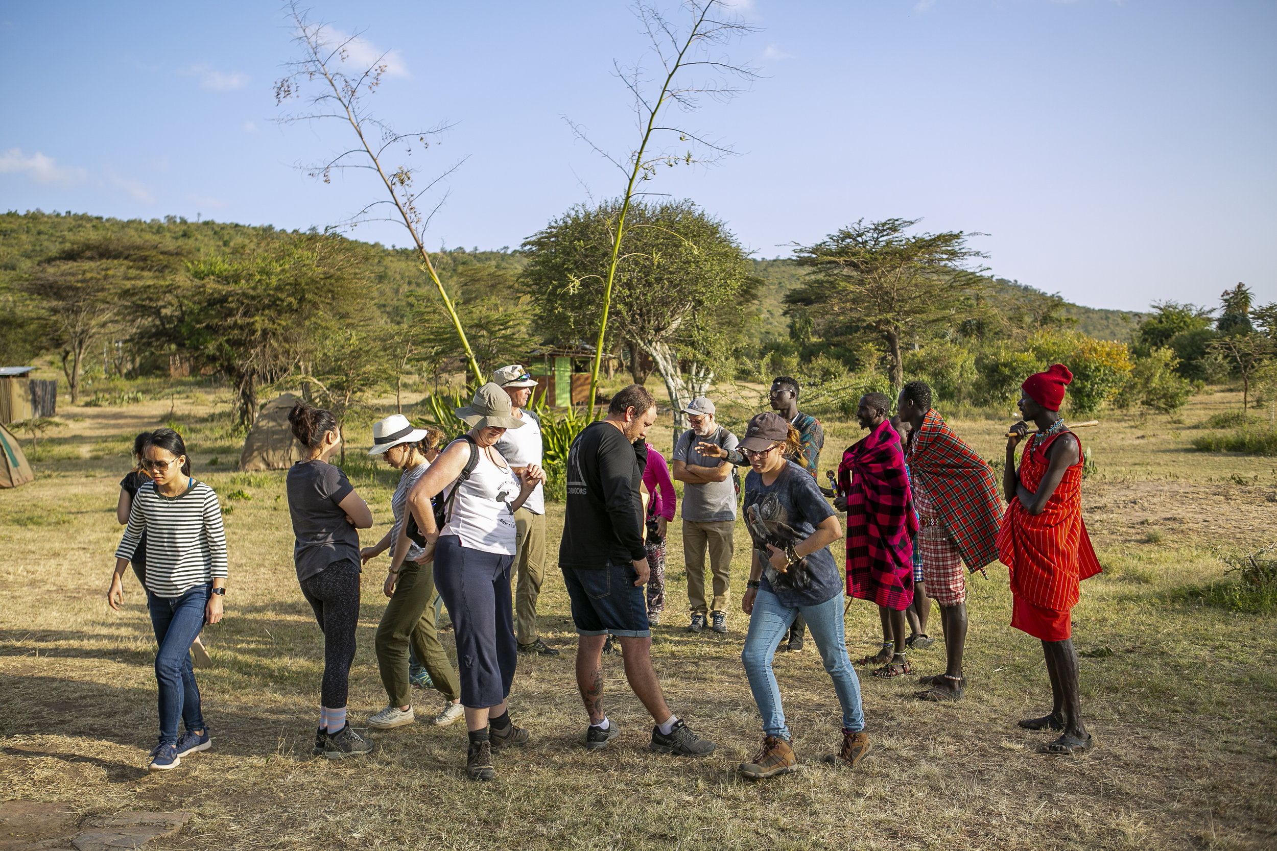 African Adventure - 22 July '18 - Lake Naivasha camp to the Loita Hills Maasai Village - 008.JPG