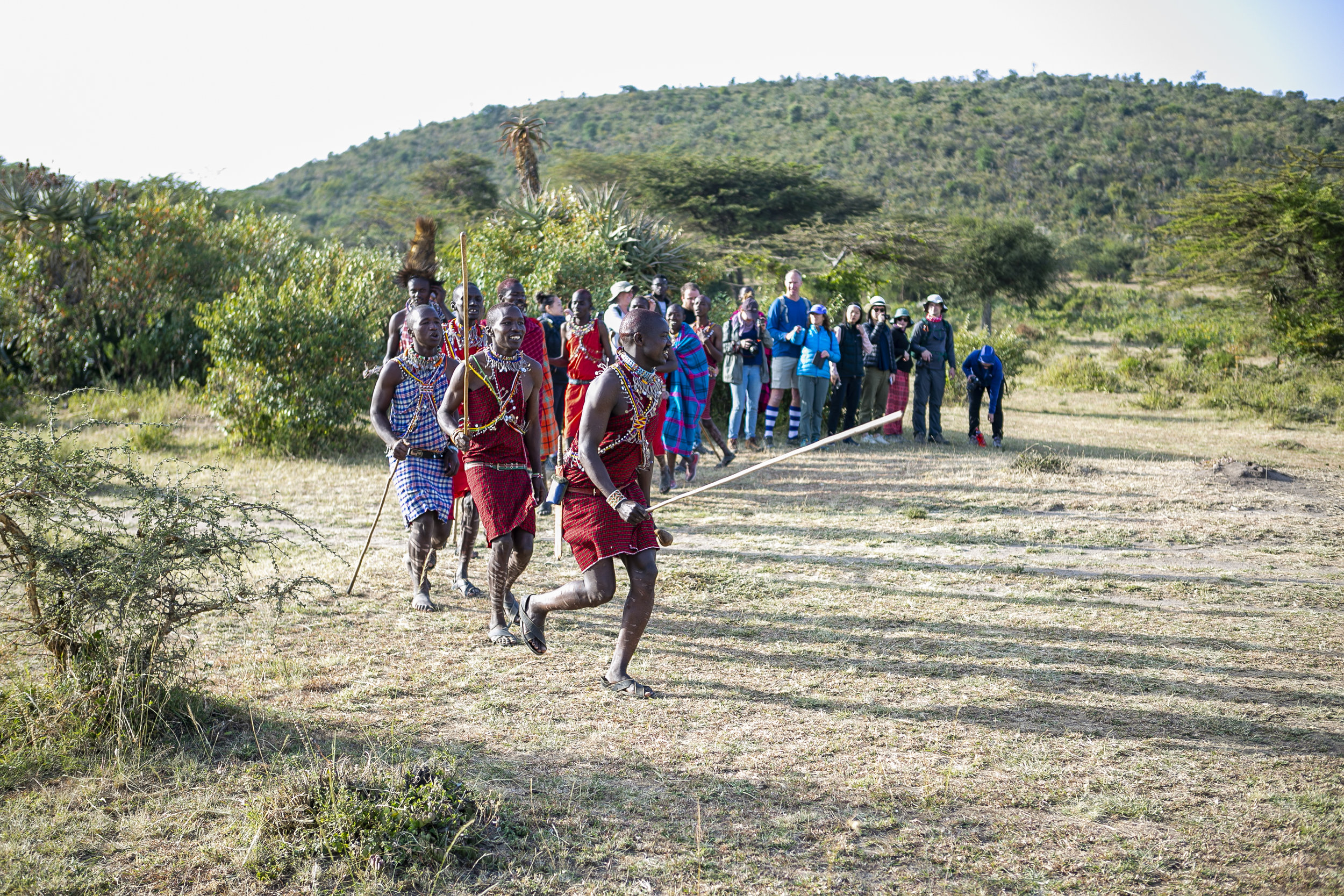 African Adventure - 23 July '18 - From the Loita Hills Maasai Village to the Masai Mara National Reserve - 004.JPG