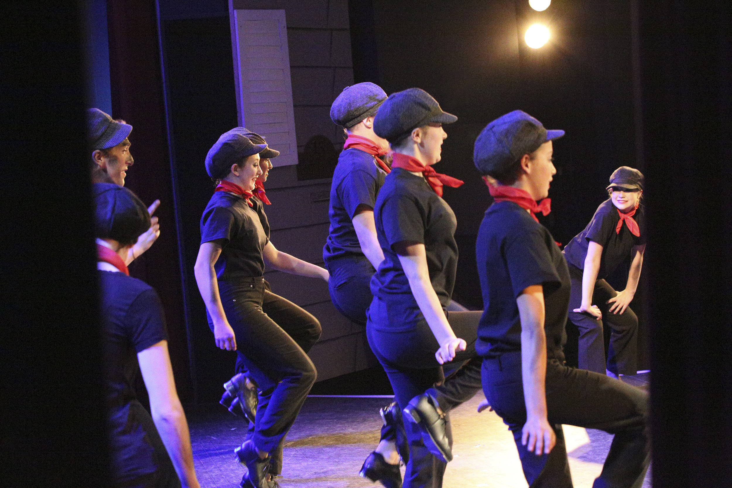 Mary Poppins - Streetlight Theatre Company - Final Showing - 27 Oct '18 - 169.JPG