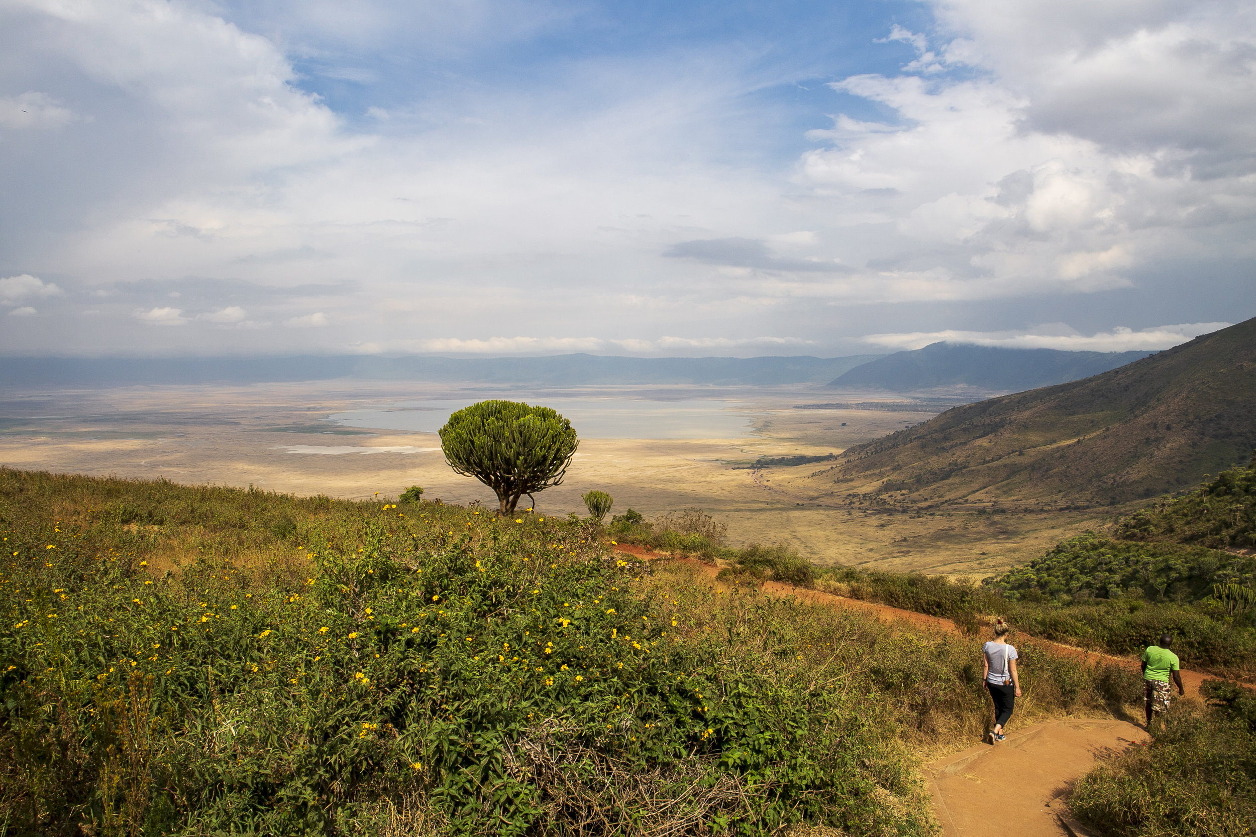 African Adventure - 30 July '18 - Serengeti National Park & Ngorongoro (Crater) Conservation Area - 003.JPG