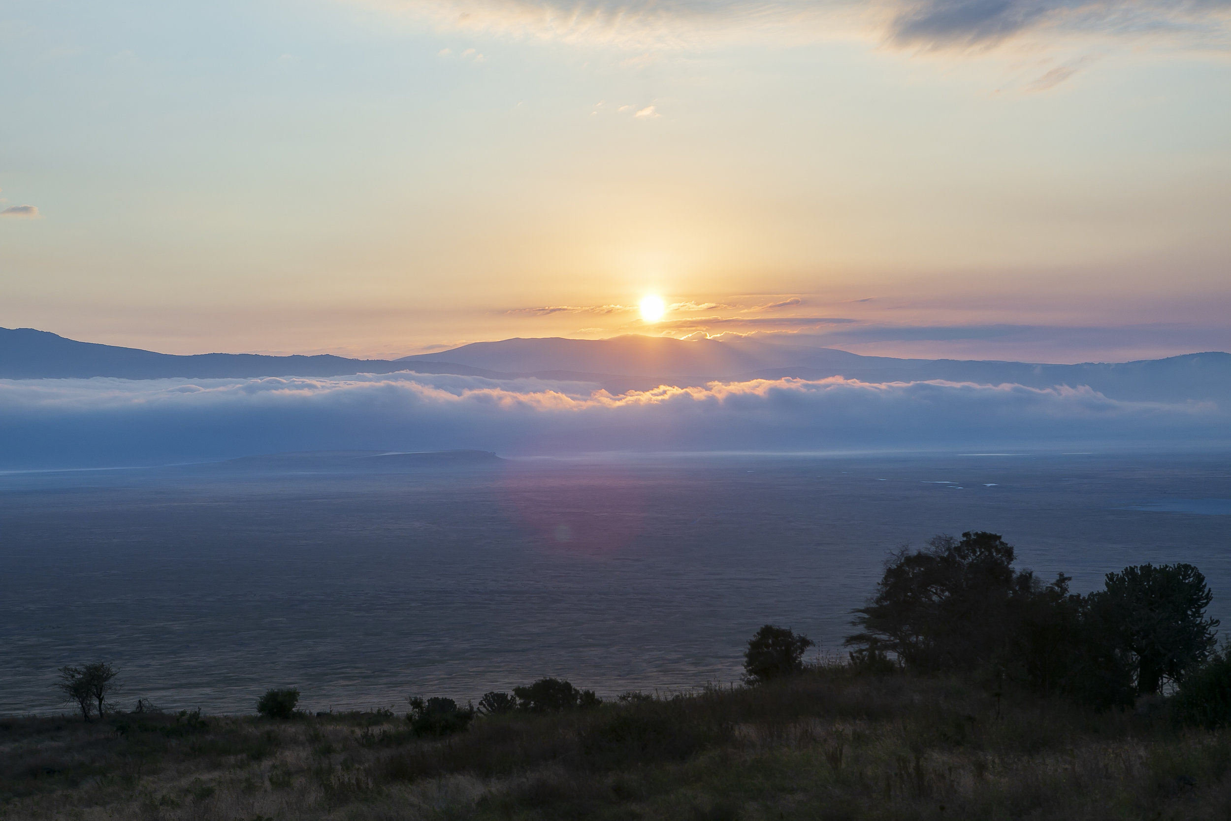 African Adventure - 31 July '18 - Ngorongoro (Crater) Conservation Area to Meserani, Tanzania - 007.JPG