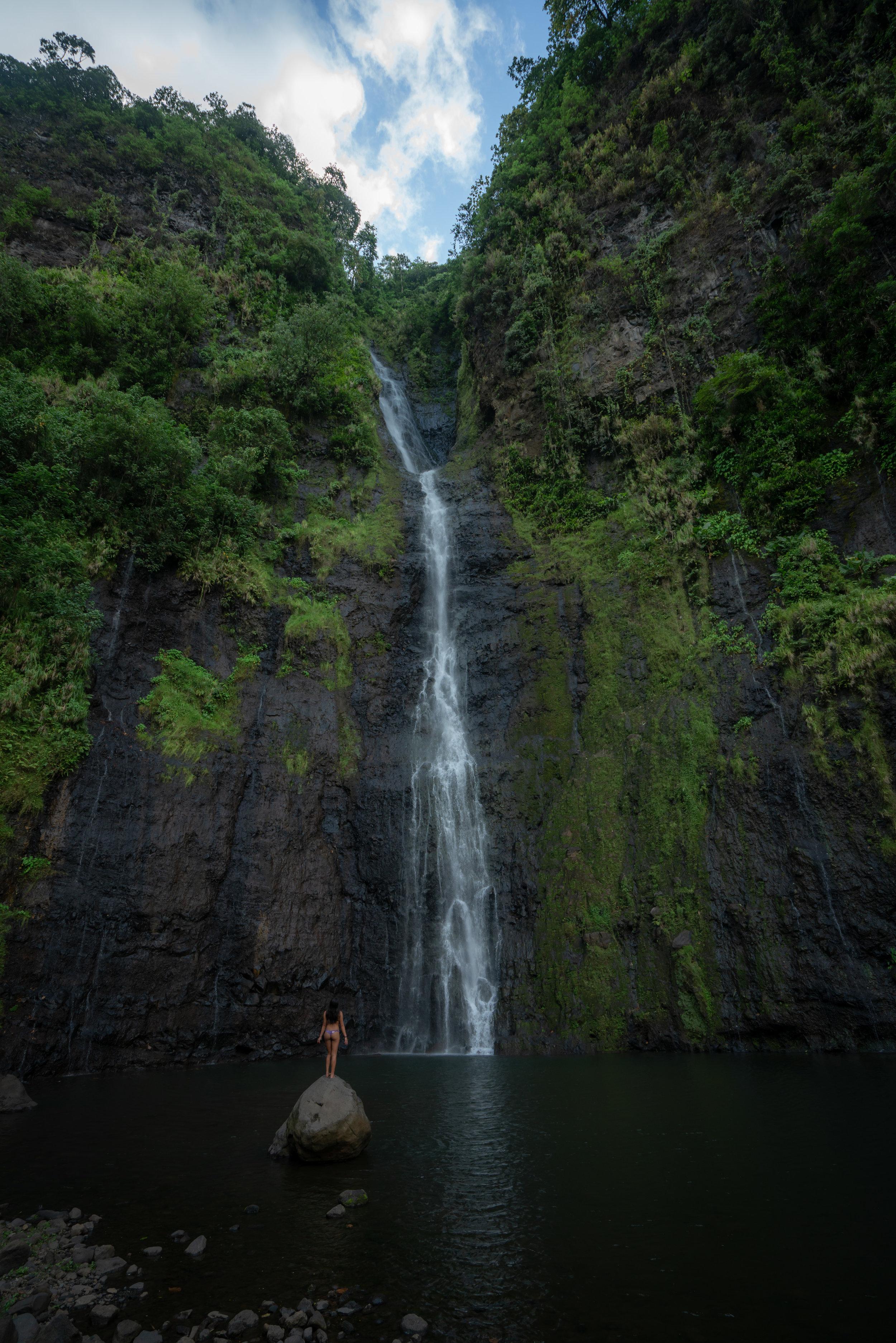 Faarumai Falls