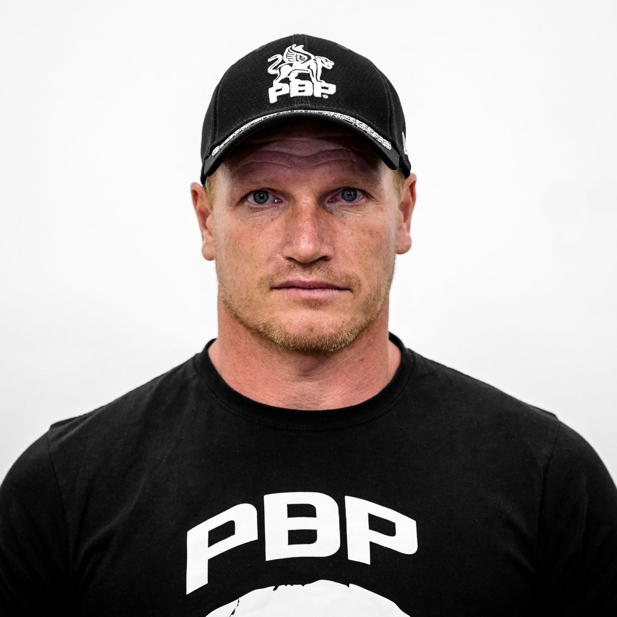 Daniel Krejbich / LB Coach -