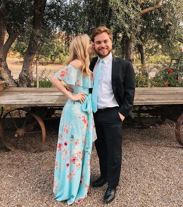"celebrating our dear friends, Julian and Ashley, as they enter into their marriage — also we weren't about to turn down an excuse to spend the weekend in California ¿  alt caption for the ones who know: ""did y'all know we went to California?"""
