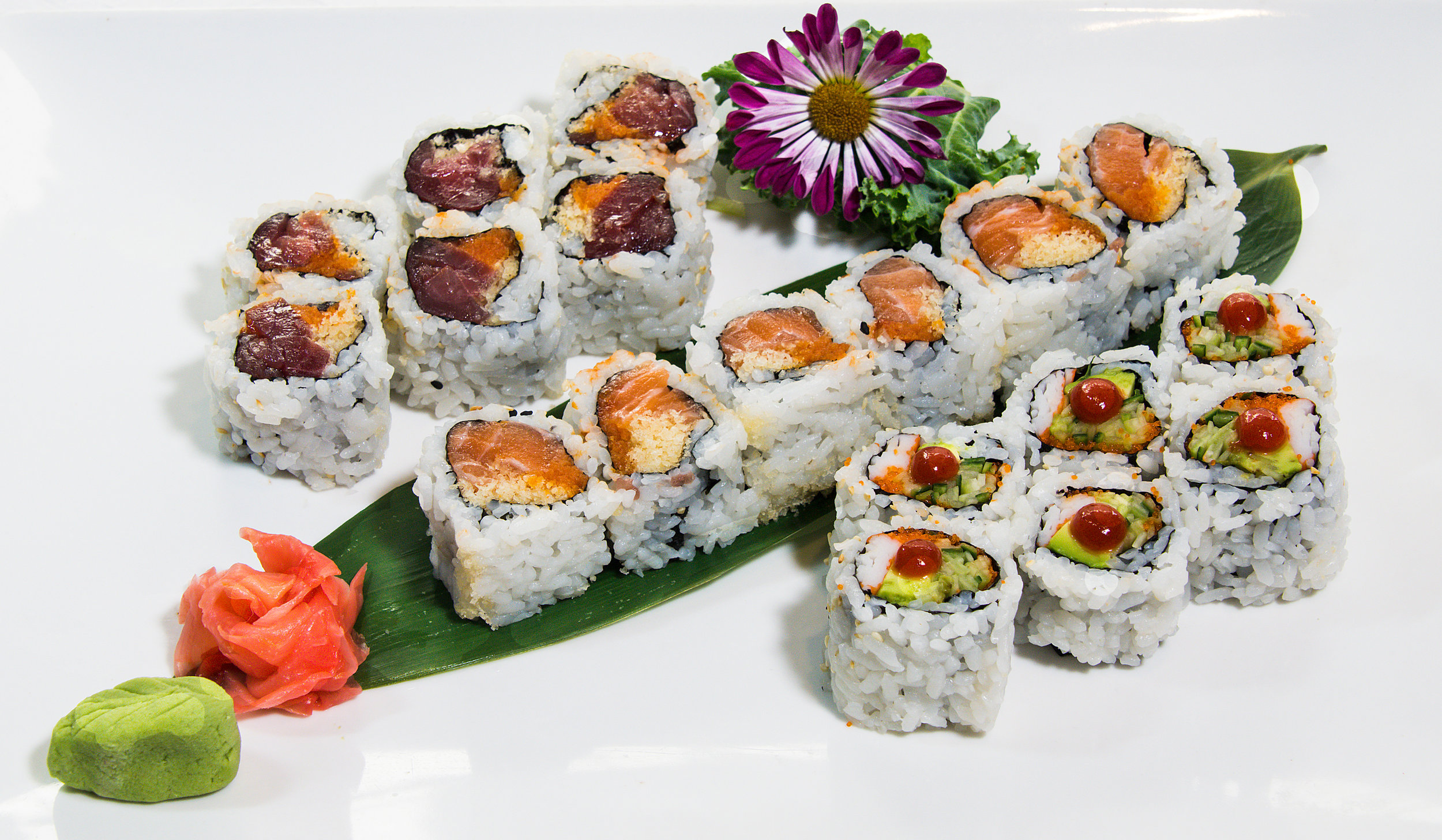 Spicy Roll Set (C3) $15.99