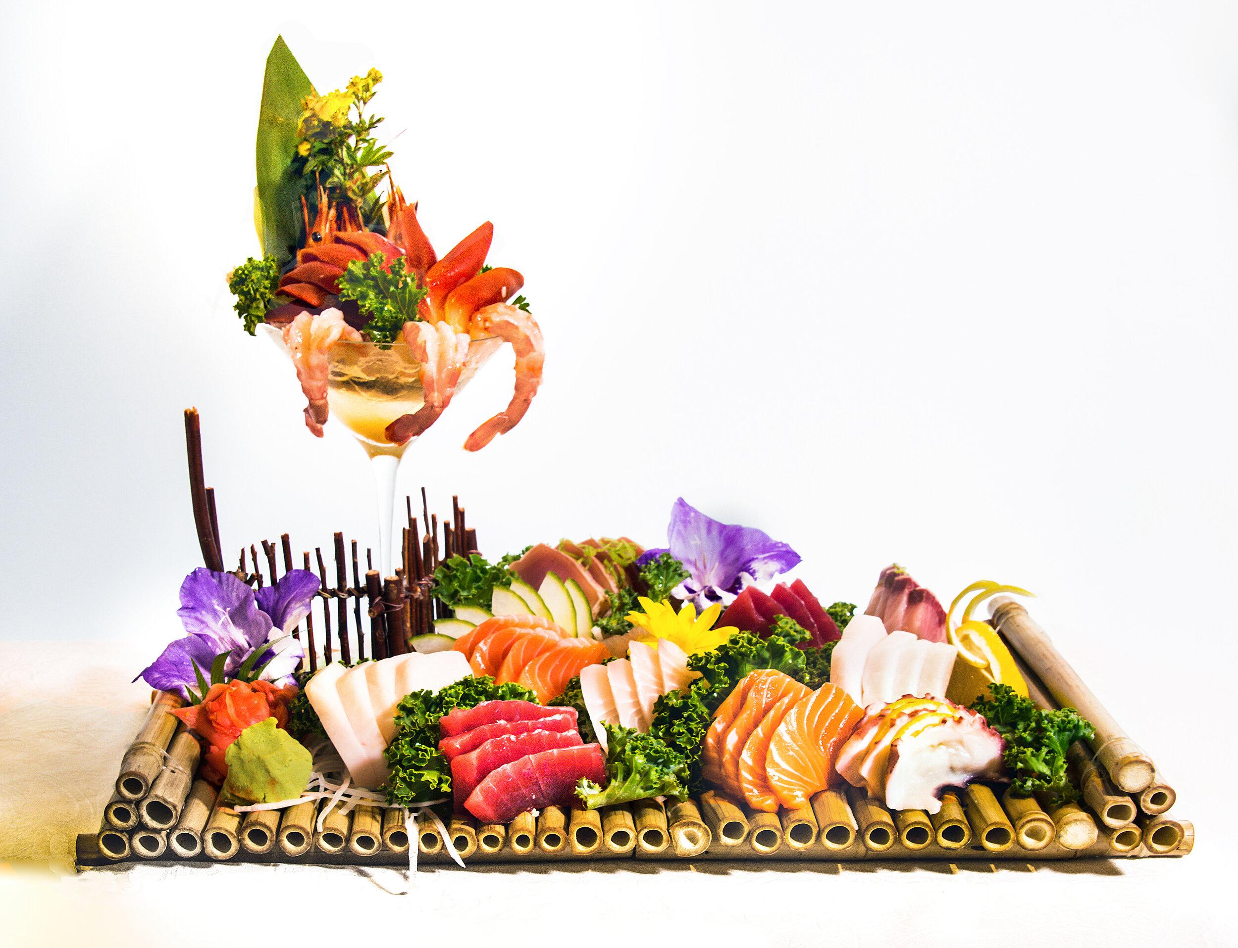 Sashimi (G) 60 pcs $67.99
