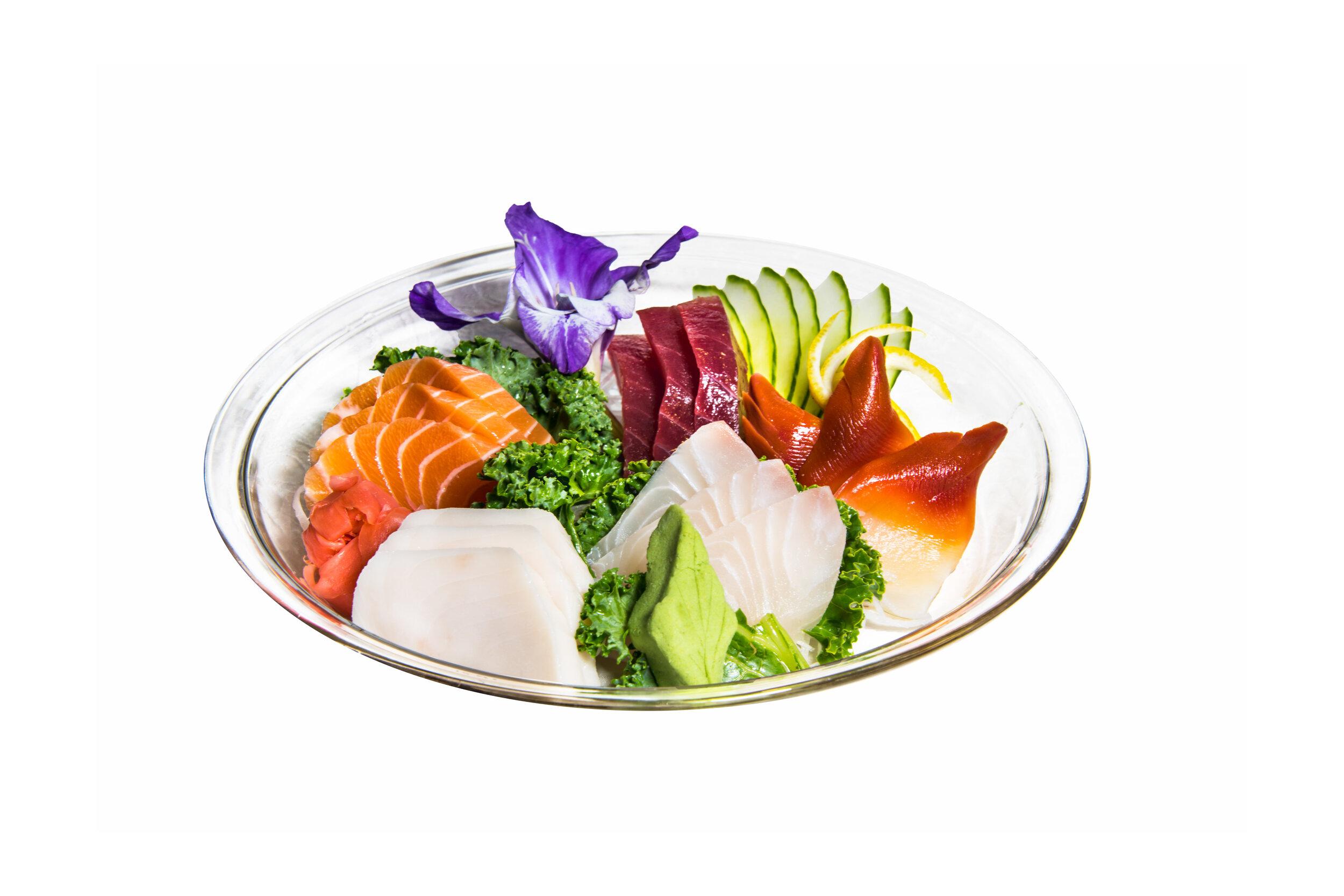 Sashimi (E) 15 pcs $15.99