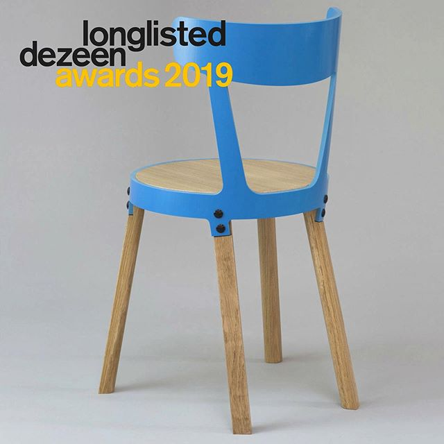 I'm excited to announce The Pipeline Project has been longlisted for the @dezeen Award in the seating category. 🤞🤞🤞 . . . #dezeenawards2019 #dezeenawards #dezeenawardslonglist #thepipelineproject #productdesign #furnituredesign #material #furniture #pvcpipe #pipe #cad #cnc #chair #industrialdesign #cylindrical #designlovers #ideas #interiordesign #creative #seating #interior #madeinfrance #simplicity #bypasscomplexity #localmanufacturing #autoproduction #manufacturingprocess #howitsmade