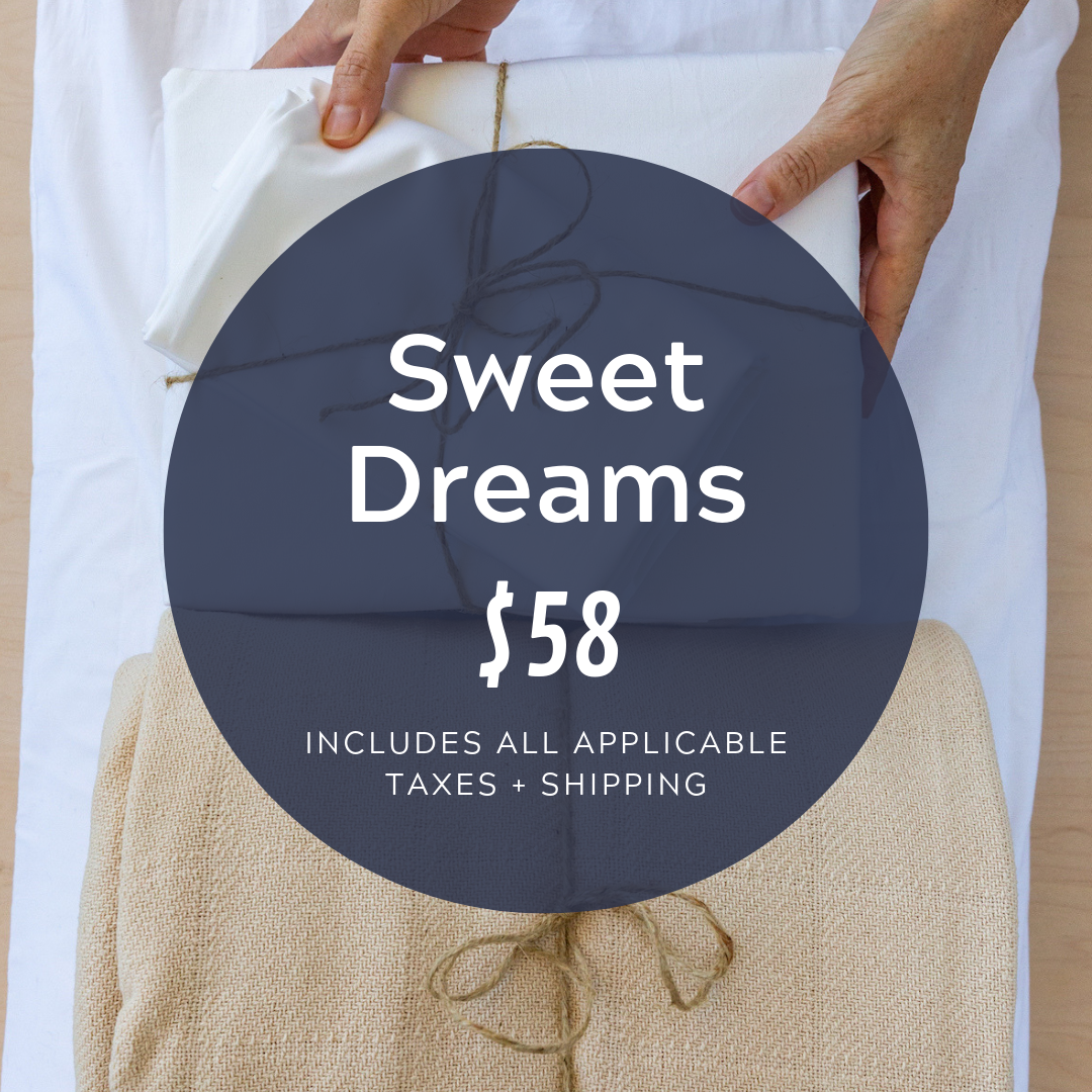 Social Media Post Sample Copy:  Sweet dreams are made of super soft blankets and fluffy pillows! Contribute both (and sheets, too!) via our campaign with @cocobundleco!  https://cocobundle.co/bundles-3rd-street/sweet-dreams