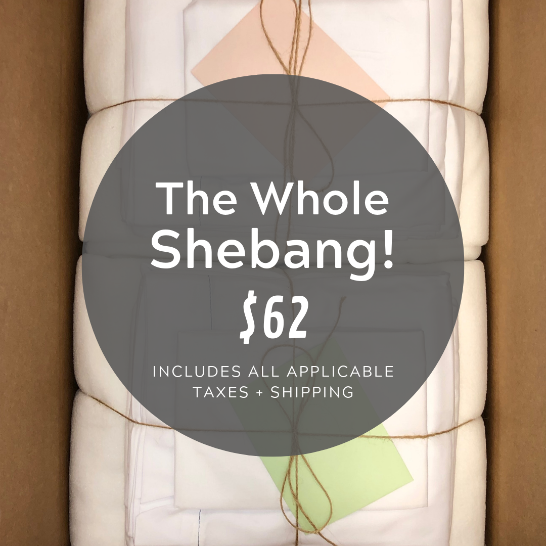Social Media Post: Sample Copy  Help us stock the shelves with towels and bedding, via our campaign with @cocobundleco! $62 buys us 2 Hypoallergenic Pillows, 2 Pillowcases. 1 Fitted Sheet, 1 Super Soft Flannel Blanket, 1 Bath Towel and 1 Hand Towel!  https://cocobundle.co/bundles-prevention-point/the-whole-shebang