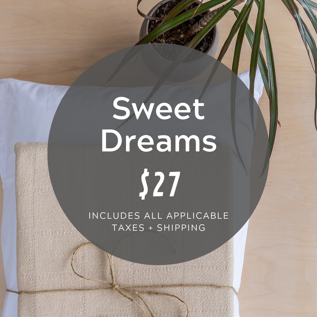 Social Media Post Sample Copy: Sweet dreams are made of these! 2 Hypoallergenic Pillows, 2 Pillowcases, a fitted sheet and a SUPER SOFT flannel blanket! Help us stock our shelves with these sturdy, durable essentials!  https://cocobundle.co/bundles-prevention-point/sweet-dreams