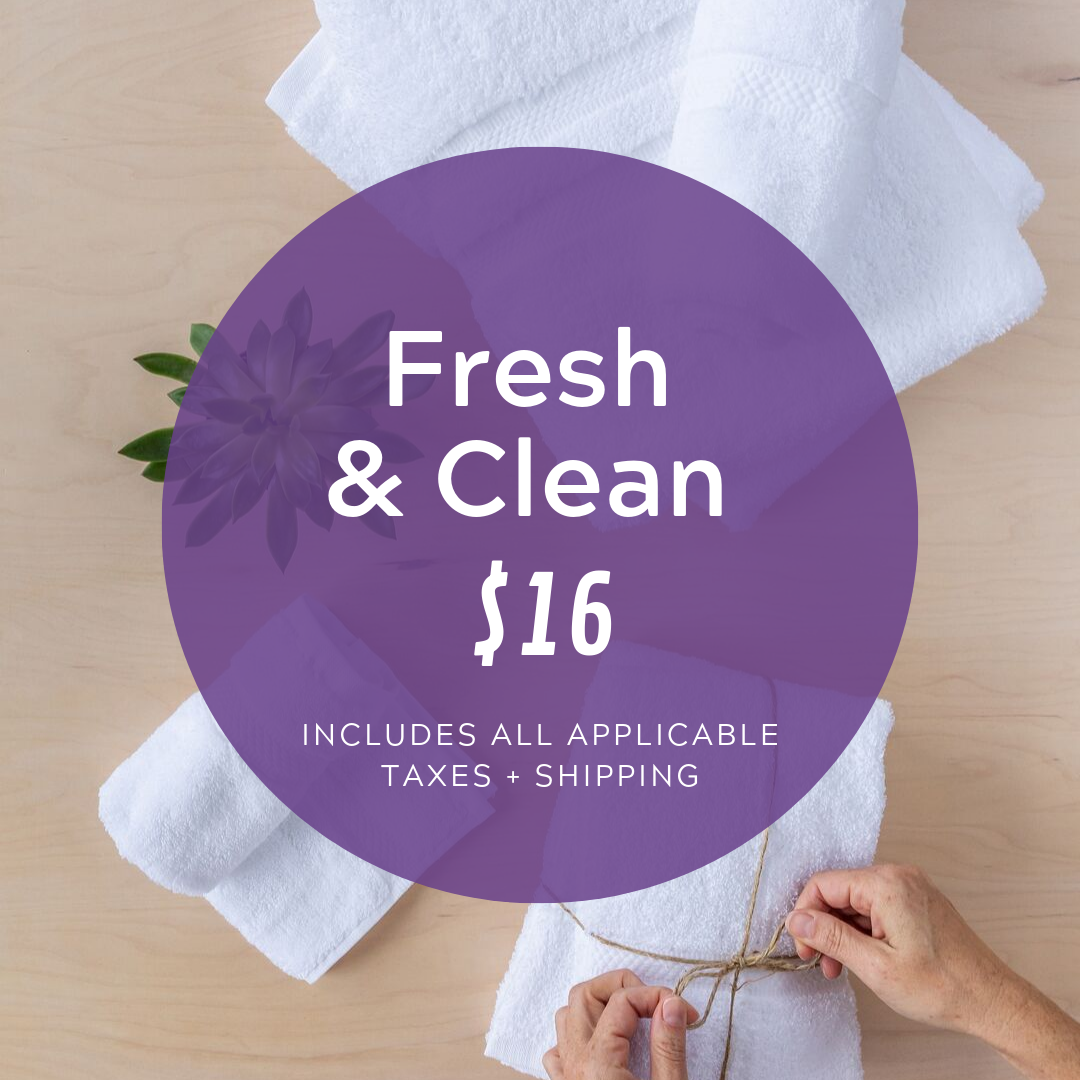 Social Media Post Sample Copy:  Help us celebrate our clients by purchasing a bundle of fresh fluffy towels!  www.cocobundle.co/svs-utah