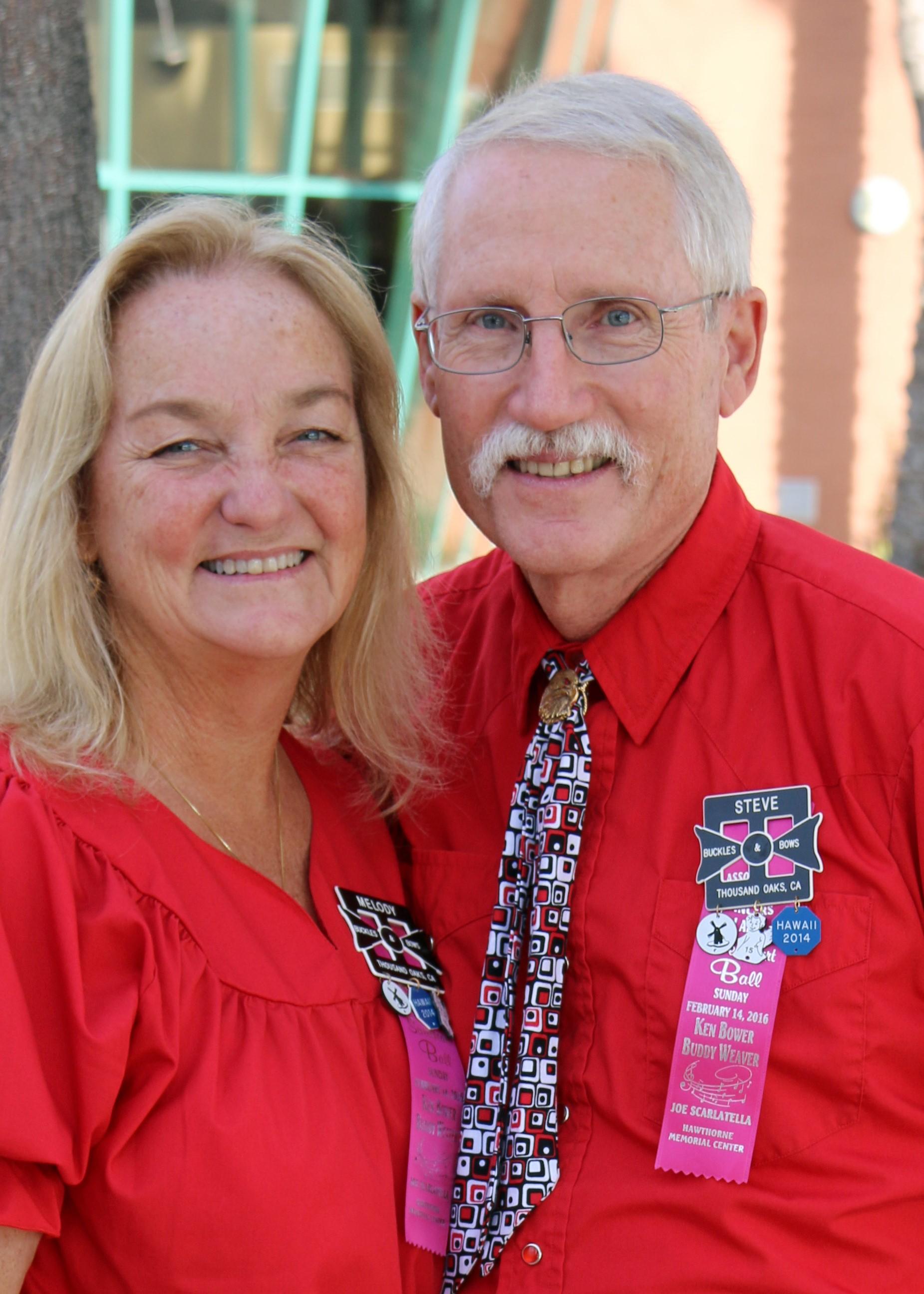 Steve and Melody Buczynski -