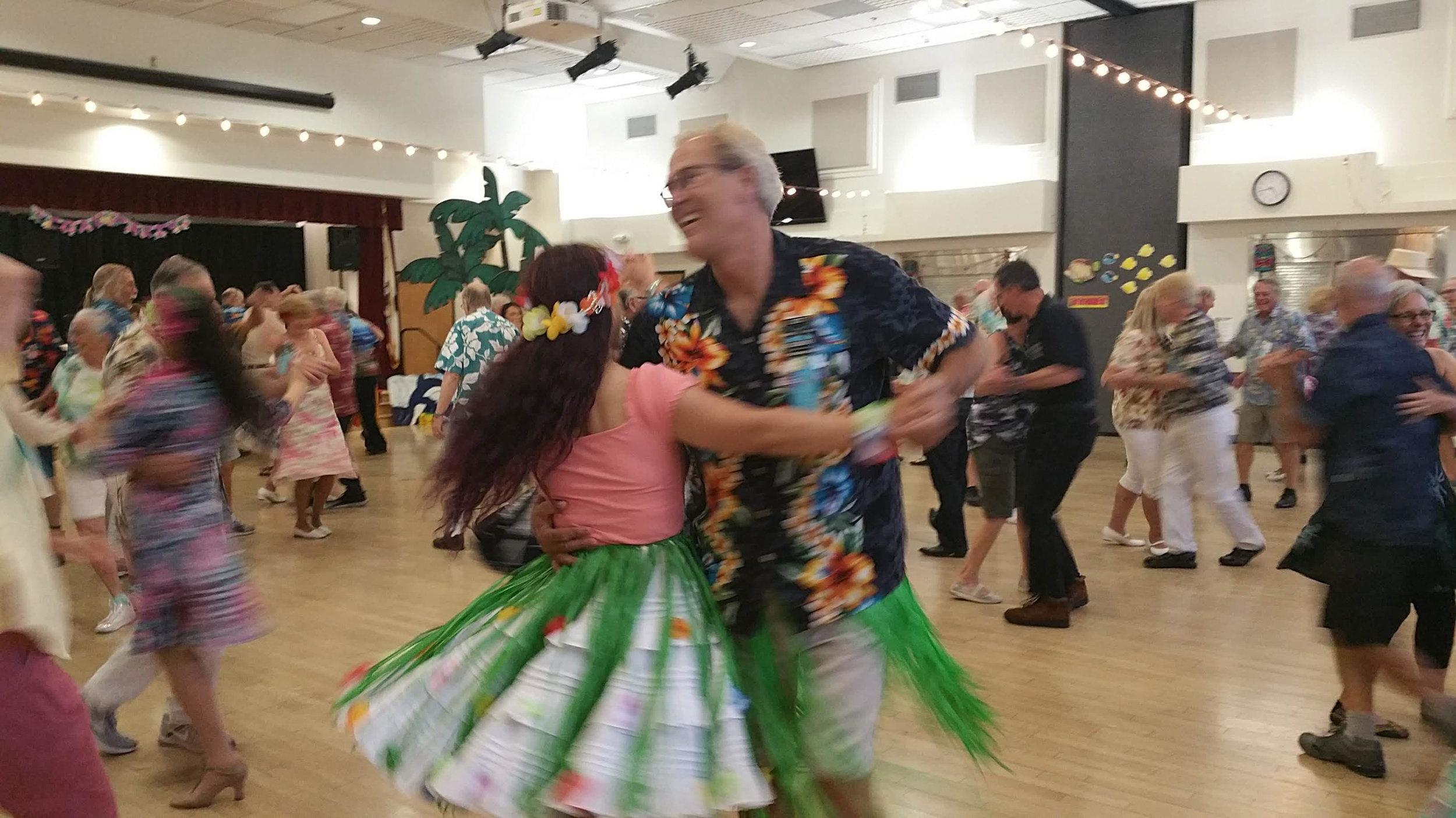 Aug.11th, Sea Breeze Dance Floor