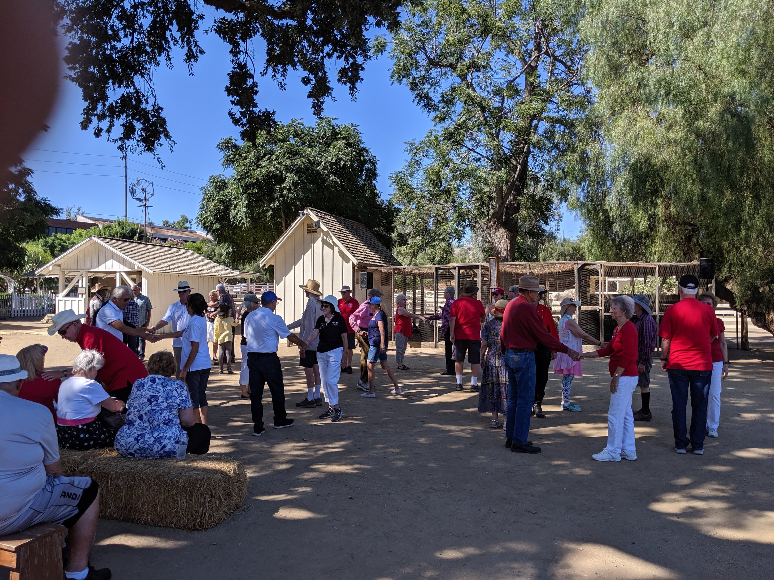 Aug. 24th, Benefit Dance for Leonis Adobe Museum