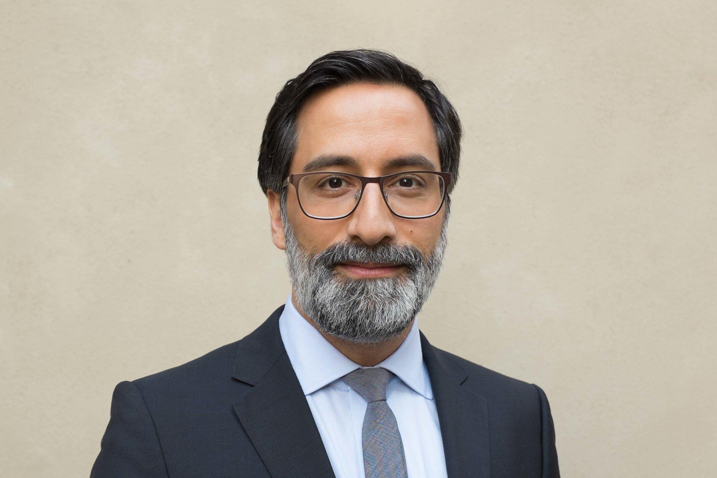 Alexander Goerlach - Founder & Publisher of The EuropeanAdviser to the F. D. Roosevelt Foundation at Harvard University College
