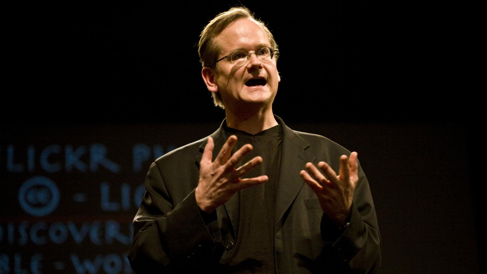 Larry Lessig - Roy L. Furman Professor of Law and Leadership at Harvard Law School