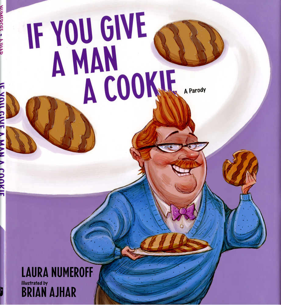 Give A Man A Cookie- Cover