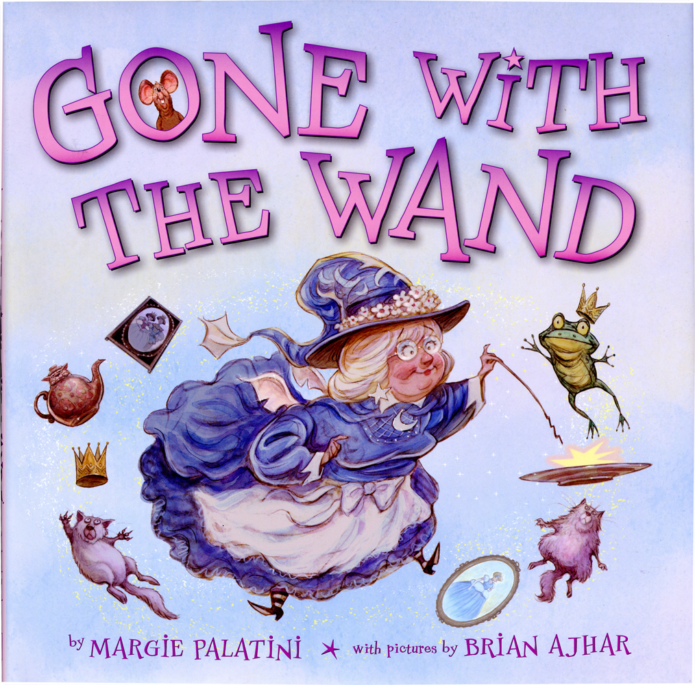 Gone With The Wand- Cover
