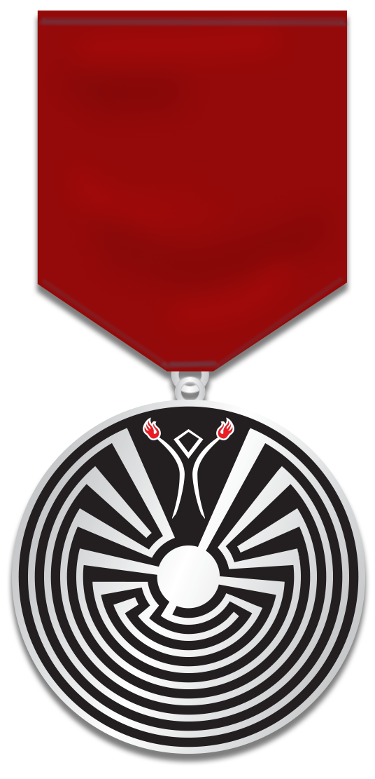 2011 Medal of High Honor  – Edition of 350 sequentially-numbered medals