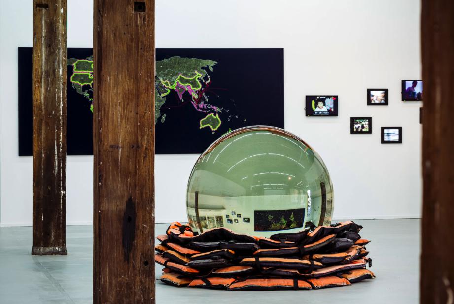 Photo credit: Biennale of Sydney