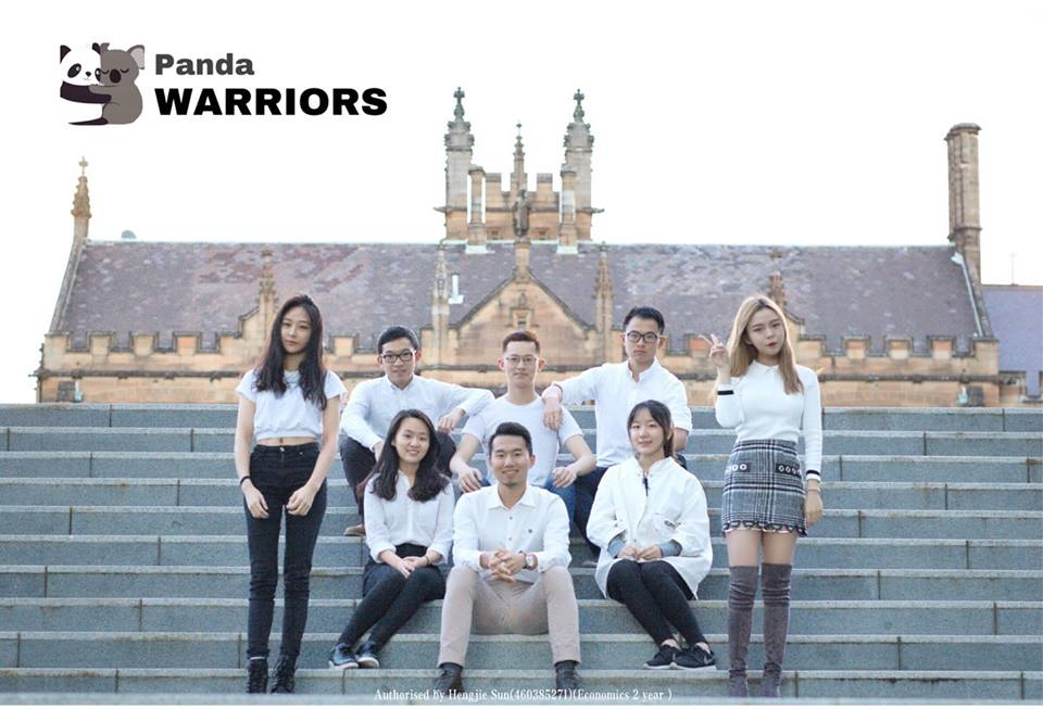 Panda Warriors, dropping the dopest pop track of the summer, was authorised by USU Board Director Hengjie Sun.