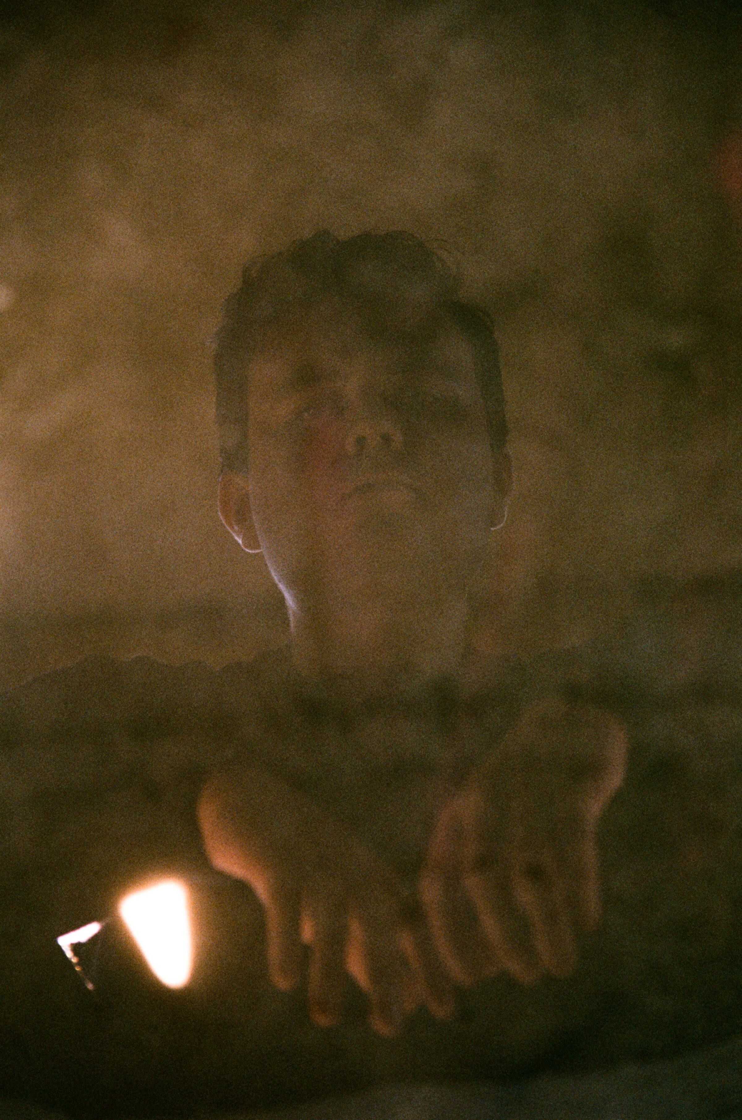 SAMO, played by Theo Murray