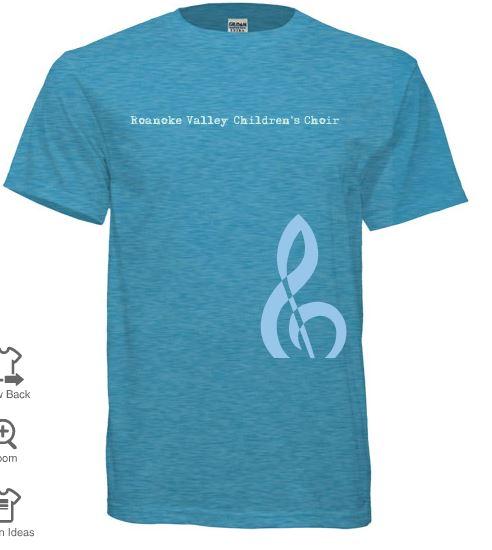 ABB+ Choir T Shirt (Front)